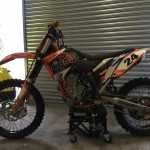 Ktm-450-sxf-new-tyres-and-service