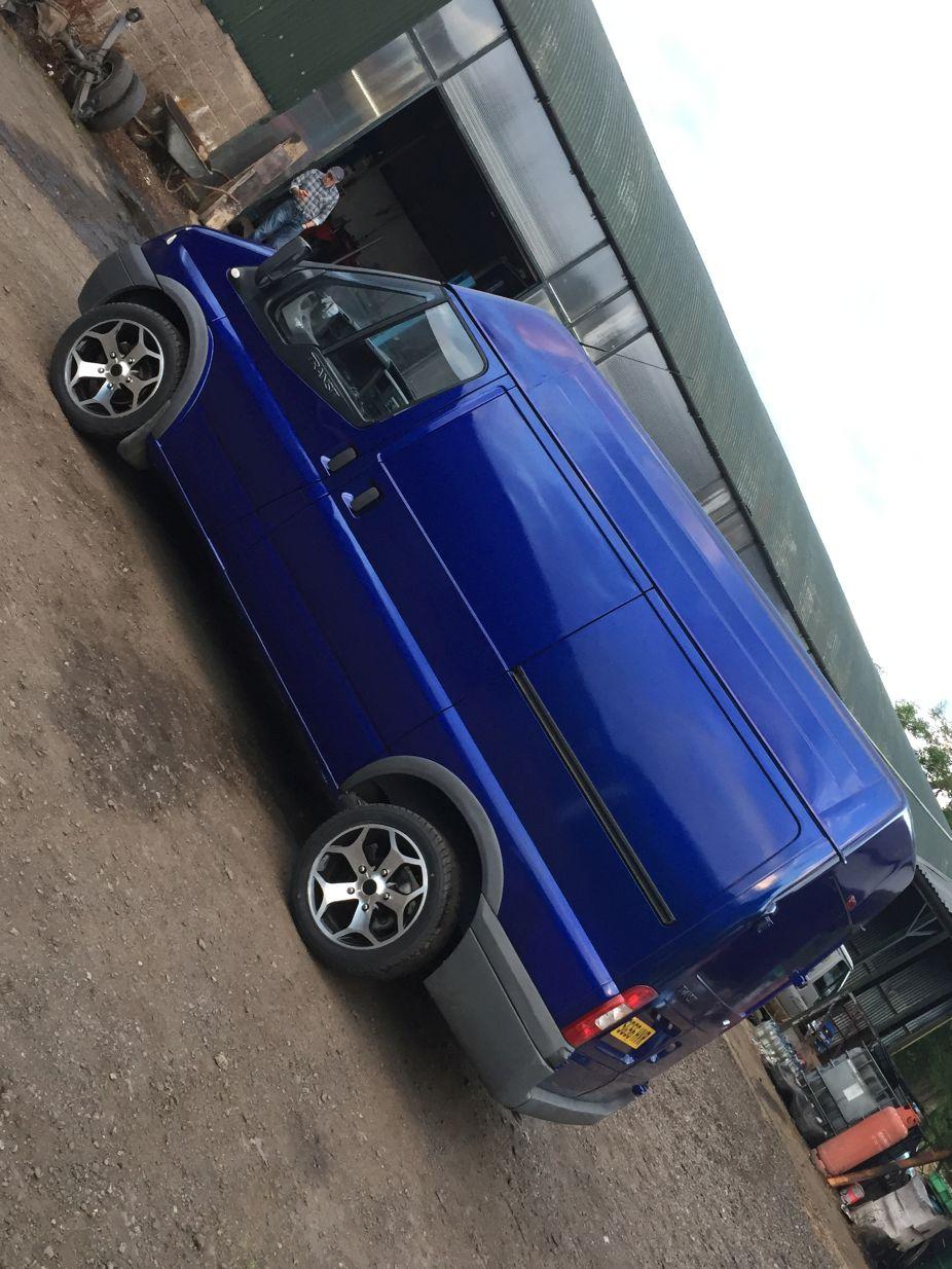 Vehicle Respraying | Birkhill Garage | Lanark