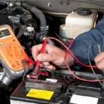 car battery testing birkhill garage lanark