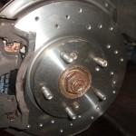 new brake discs pads